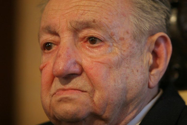 Marek Edelman był uczestnikiem powstania w getcie warszawskim.