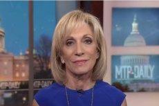 IPN pozwie amerykańską dziennikarkę Andreę Mitchell za słowa o Polsce.