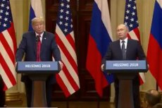 Donald Trump przymilał się podczas spotkania w Helsinkach do Putina tak bardzo, że skrytykowano to nawet w konserwatywnej stacji FOX NEWS.
