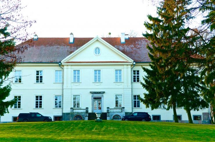Pałac w Nakomiadach