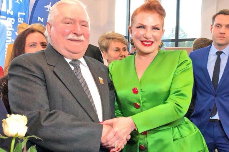 Georgette Mosbacher skomentowała atak na Lecha Wałęsę, który miał miejsce w warszawskim hotelu.