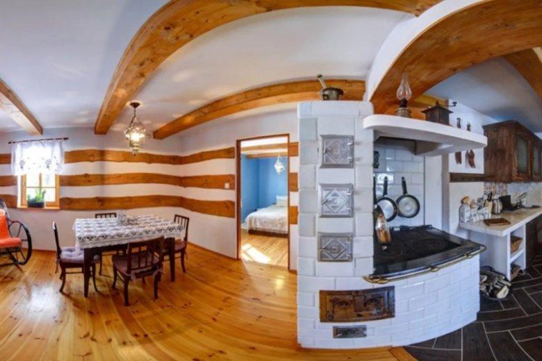 Ten dom jest idealnym polączeniem tradycji z nowoczesnością