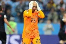 Willy Caballero zaliczył fatalny występ w meczu z Senegalem.