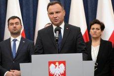 Briefing prezydenta Andrzeja Dudy po spotkaniu w sprawie śmierci prezydenta Gdańska Pawła Adamowicza.