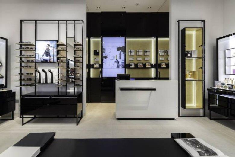 W butiku Chanel można też kupić okulary przeciwsłoneczne
