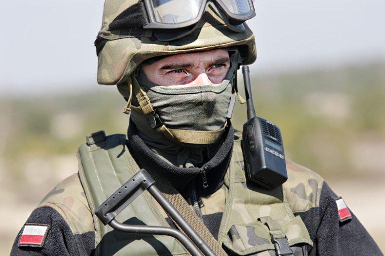Polscy żołnierze jadą do Republiki Środkowoafrykańskiej. Wcześniej w Afryce działali m.in. w Kongo i Czadzie.
