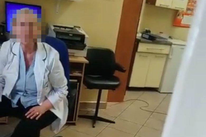 W szpitalu w Mysłowicach doszło do ostrej wymiany zdań między lekarką a mężczyzną, który podobno przyjechał z chorym dzieckiem.