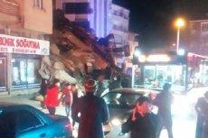 Silne trzęsienie ziemi nawiedziło wschodnią Turcję.