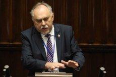 Janusz Sanocki wybrany z list Kukiz '15 po raz kolejny pokazuje, że nie powinien być w Sejmie.