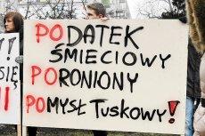 Wyższe opłaty za śmieci mogą zagrozić Platformie bardziej, niż problemy, które poruszane są w Sejmie?