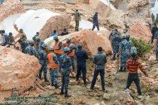 W wyniku trzęsienia ziemi w Nepalu zginęło 6,3 tys. osób