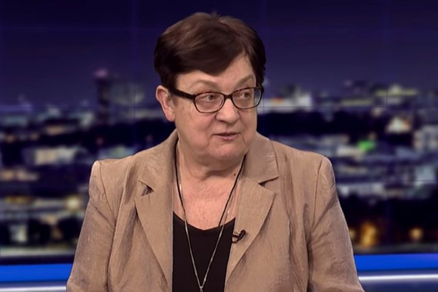 Teresa Bochwic próbowała rozszyfrować skrót BDSM.