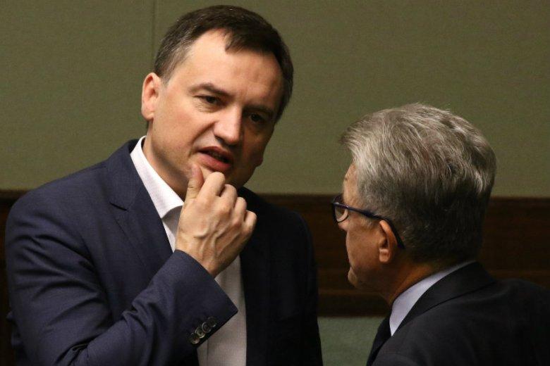 Zbigniew Ziobro napisał do Julii Przyłębskiej ws. Traktatu o funkcjonopwaniu Unii Europejskiej.
