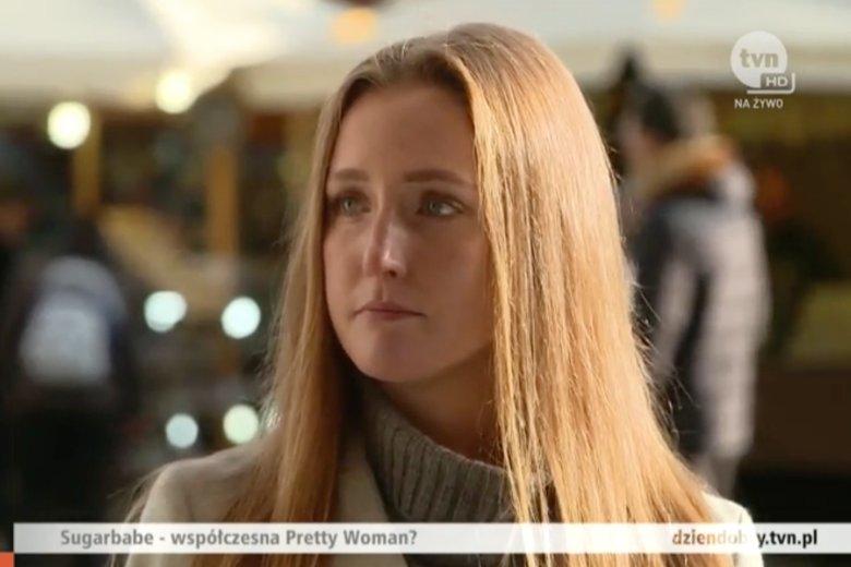 Oliwia Misiak nie ukrywa, że jej życie jest związane z sugardatingiem.
