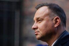 65-latkowi z Łowicza grożą trzy lata więzienia za znieważenie prezydenta Andrzeja Dudy.