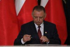 Prezes NIK Marian Banaś w ostrym tonie podsumowuje wymierzoną w niego akcję CBA w piśmie do marszałek Sejmu Elżbiety Witek.