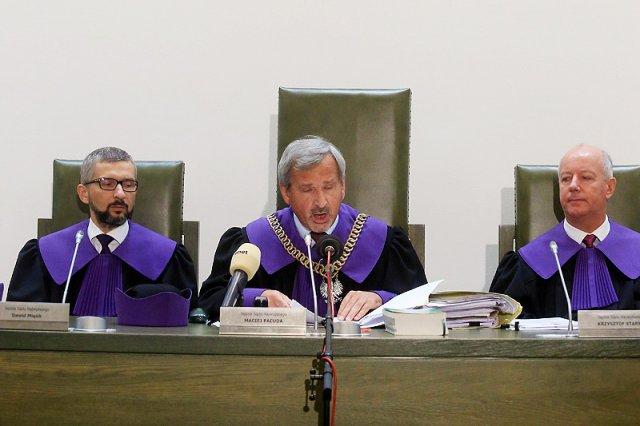 Sąd Najwyższy odmówił odpowiedzi na pytanie prawne o umocowanie Julii Przyłębskiej w roli prezesa Trybunału Konstytucyjnego.