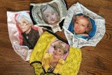 """""""Golden Girls"""" to wyjątkowa kolekcja majtek. Tylko dla odważnych!"""