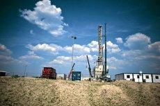 Baza wydobywania gazu łupkowego