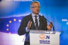Jacek Jaśkowiak pokonałby Andrzeja Dudę, ale pod jednym warunkiem. Tak wynika z wewnętrznego sondażu Kantara, jaki zleciła Platforma Obywatelska.