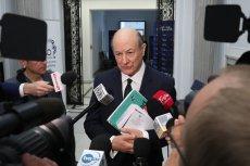 Przed komisją ds. Amber Gold stanął były minister finansów Jan Vincent Rostowski.