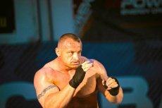 Pudzianowski 12 maja zmierzy sięz Bobbem Sappem, Dal wielu to pojedynek na pokaz