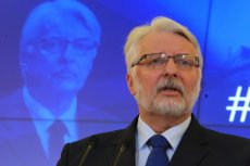 Szef MSZ Witold Waszczykowski traci ostatnio na znaczeniu w rządzie i w PiS. Czy stanie się ofiarą listopadowej rekonstrukcji?