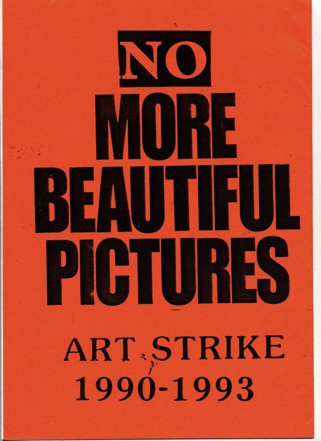 Neoist Alliance boycott Stockhausen protest, 1993
