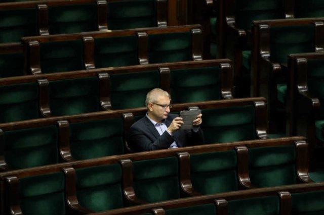 Stanisław Pięta z PiS chce wycofania się z konwencji antyprzemocowej.