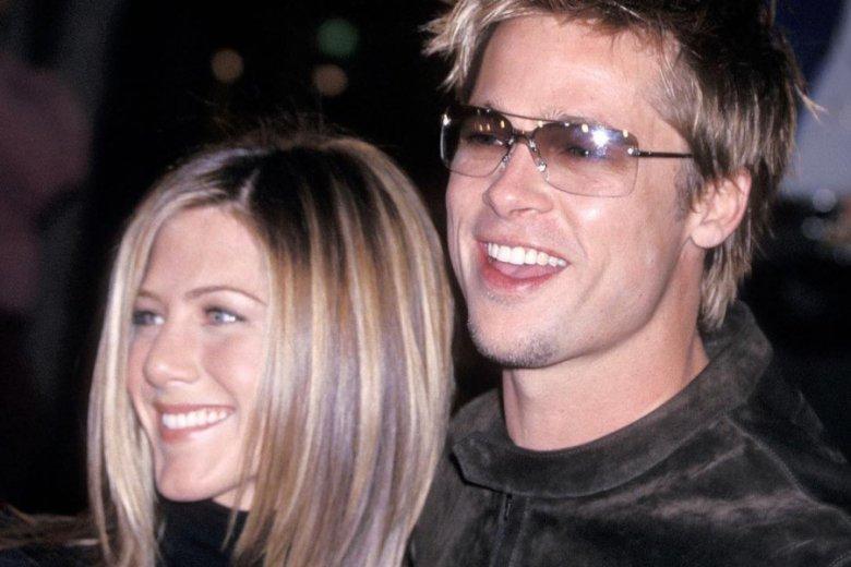 Jennifer Aniston i Brad Pitt byli parą przez siedem lat