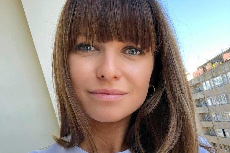 Anna Lewandowska zwykle uśmiecha się na zdjęciach. Nie tym razem