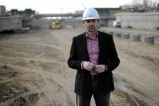 Dariusz Blocher, szef Grupy Budimex - ma rekordowe zyski, ale nie może płacić pracownikom tyle ile chcą, potem narzeka, że nie ma komu pracować na budowach.