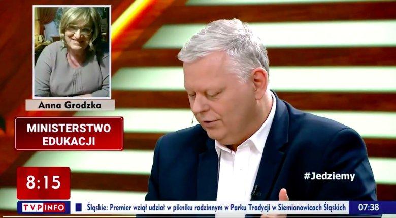 79b1105e762966 Minister Marek Suski na antenie TVP snuł wizje, że w nowym rządzie Lewicy  ministrem edukacji