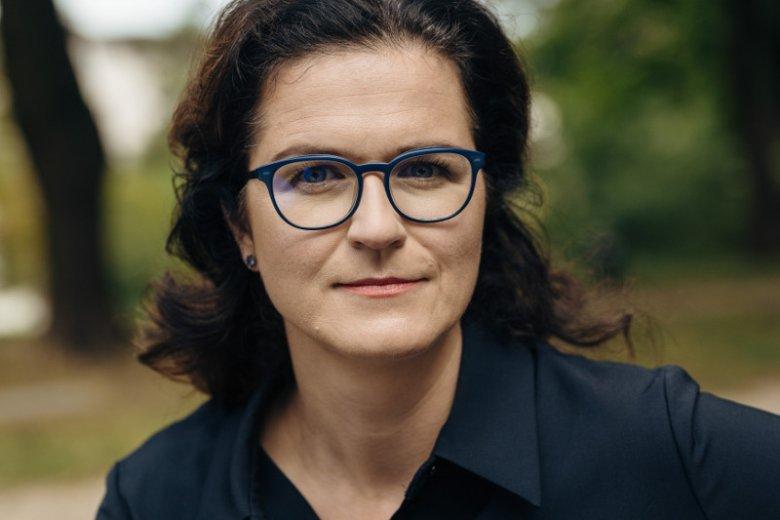 Aleksandra Dulkiewicz wsparła kandydaturę Piotra Adamowicza, brata zamordowanego prezydenta Gdańska.