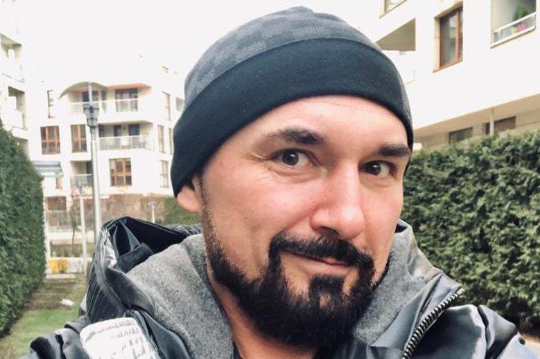 """Patryk Vega opowiedział tygodnikowi """"Wprost"""" o swoim nawróceniu."""