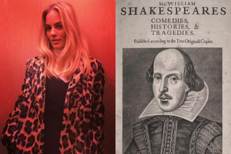 Margot Robbie, słynna australijska aktorka opowiedziała o planach stworzenia serialu, inspirowanego dziełami Szekspira