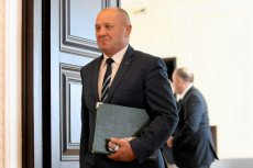 Marek Sawicki stał się obiektem ataku rosyjskiej dyplomacji.