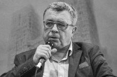 Grzegorz Miecugow zmarł w wieku 61 lat.