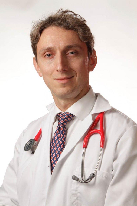 dr hab. nauk medycznych Grzegorz Basak