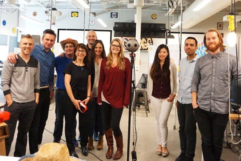 Zespół Google Innovation Lab ma prosty system przekuwania innowacyjnych pomysłów w realne produkty