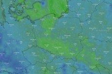 Winnym trwającego wiele dni ochłodzenia w Polsce ma być niż Pirmin, który przybył do nas z Rosji.