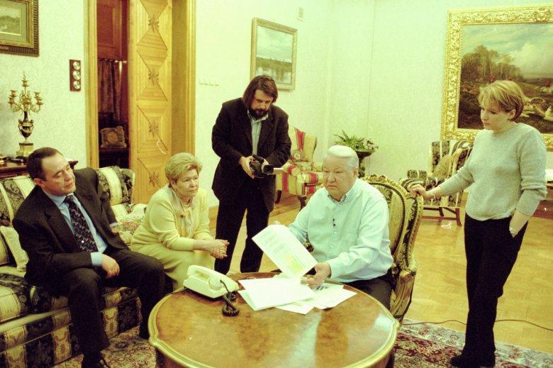 Witalij Manski był szefem departamentu dokumentalnego rosyjskiej telewizji publicznej, kiedy kraj przechodził z epoki Jelcyna do autorytarnego reżimu Putina.