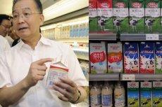 Polskie mleko jest na chińskim rynku od lat. Nieoczekiwanie okazało się, że Mlekovita skalkulowała, że opłaca się im podszywać pod niemieckich dostawców.