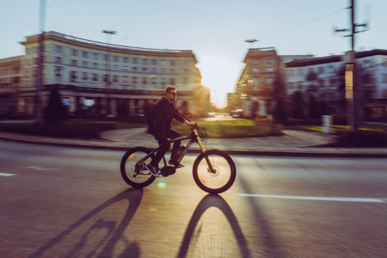Rowery elektryczne to  efektywna alternatywa dla transportu w mieście