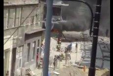 Potężny wybuch gazu w Bytomiu. Nie żyją 3 osoby, są ranni
