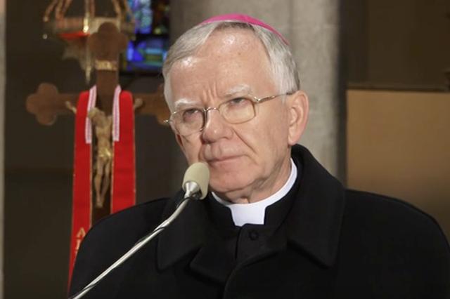 Wiceprzewodniczący Episkopatu tym razem pochylił się nad Adamem Bodnarem, Rzecznikiem Praw Obywatelskich.