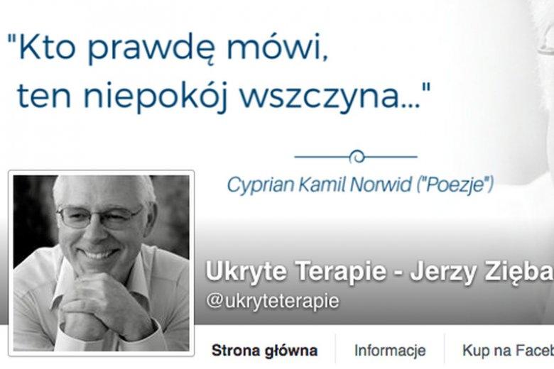 Jerzy Zięba przekonuje o negatywnym wpływie Wi-Fi na płodność.