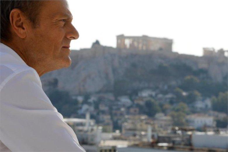 Donald Tusk wspomniał zmarłego prezydenta Gdańska Pawła Adamowicza podczas forum demokratycznego w Atenach.