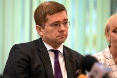 Wiceminister Paweł Chorąży stracił stanowisko w rządzie za swoje poglądy.