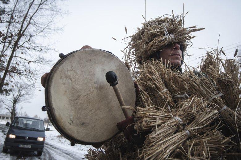 kusaki / wieś  Sady-Kolonia